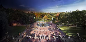 Stephen Wilkes, Central Park Fall