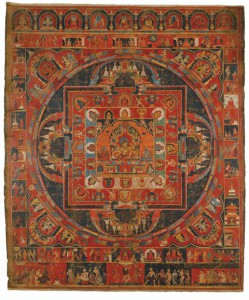 Kapoor Galleries. Nepal Vasudhara Mandala