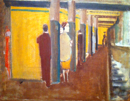 Mark Rothko, The Subway Series