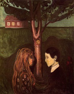 Edvard Munch - Attraction
