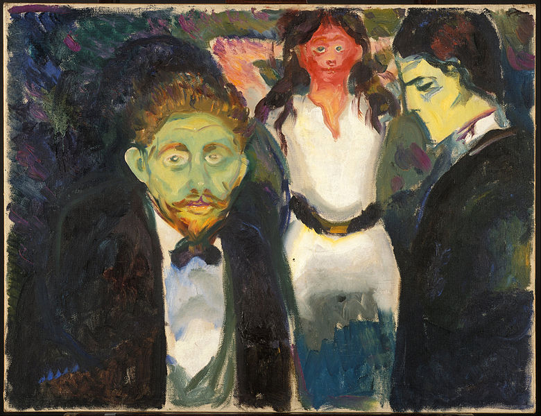 analysis of edvard munch s the scream In this the scream by edvard munch art lesson, your students will study the elements and principles of art to unpack this powerful and memorable artwork.