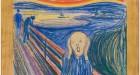 Edvard Munch, The Scream, 1893 (German title Der Schrei der Natur - The Scream of Nature)