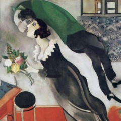 Marc Chagall - Birthday - galleryIntell