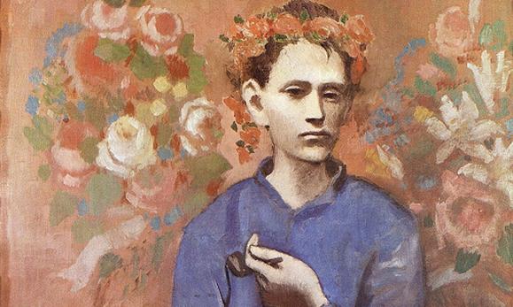 Pablo Picasso Garcon A La Pipe Galleryintell