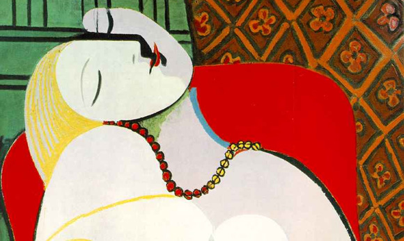 Pablo Picasso - Le Rêve - galleryIntell