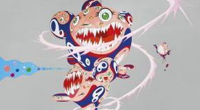 Takashi Murakami (detail) Image Courtesy Sotheby's