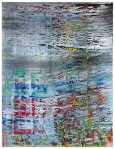 Gerhardt Richter - Abstraktes Bild - Sotheby's Evening Sale