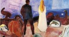 Edvard Munch - The Lonely Ones