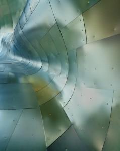 Gehry #1, Seattle. Michael Eastman. Image courtesy Barry Friedman Gallery, © Michael Eastman