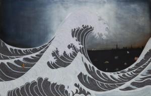 Hema Upadhyay, The Wave