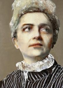 Madam Curie, Image © Lita Cabellut