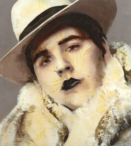 Truman Capote, Image © Lita Cabellut