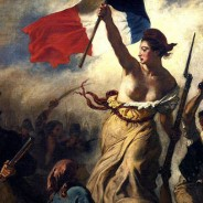 Eugène Delacroix 'Liberty Leading the People'