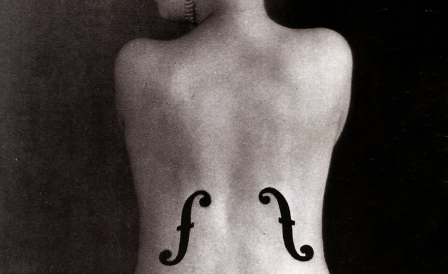 Le Violin d'Ingres - Man Ray