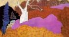 Autumn 2, Milton Avery. Image courtesy David Zwirner Gallery