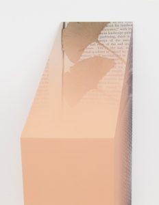 Brandon Lattu, 'Composition 3' at Leo Koenig Gallery, NY. galleryIntell exhibition review