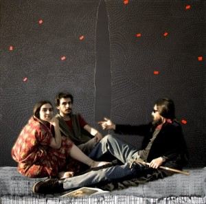 Lashai Farideh, Le Temps Perdu. Image courtesy Leila Heller Gallery