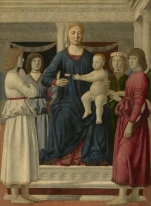 Perro della Francesca - The Frick Collection