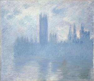 Monet-Fog