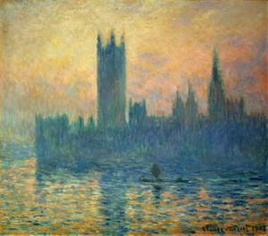Monet-Sunset