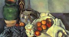 Paul Cezanne, Still Life With Apples, 1894