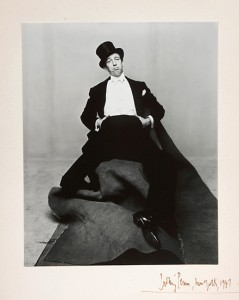 Ray Bolger, Irving Penn Richard Moore AIPAD