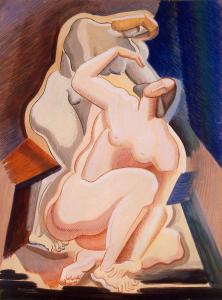 Archipenko - modern and postwar art