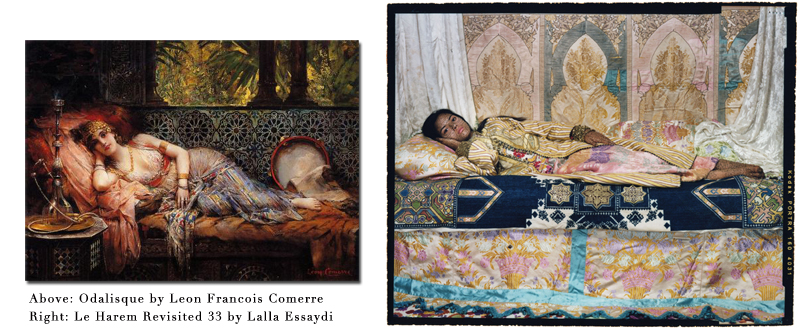 Current exhibitions in NYC - Leon Commer - Lalla Essaydi