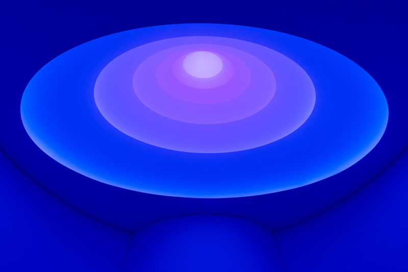 Current exhibitions in NYC - James Turrell - Guggenheim