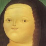 Botero - Mona Lisa