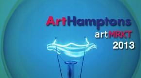 ArtHamptons, ArtMRKT 2013