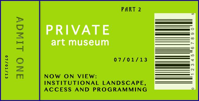 Private Art Collectors - Part 2