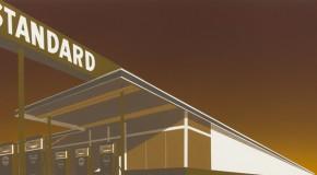 Ed Ruscha - Standard Oil