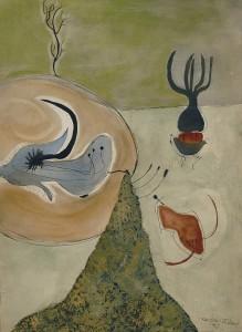 Theodoros Stamos, Untitled, 1946