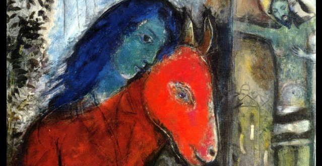 Top Art Stories Focus On Chagall Love War Exile