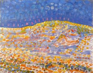 Piet Mondrian, 'Dune II', 1909