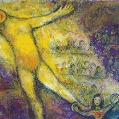 Au Cirque Marc Chagall