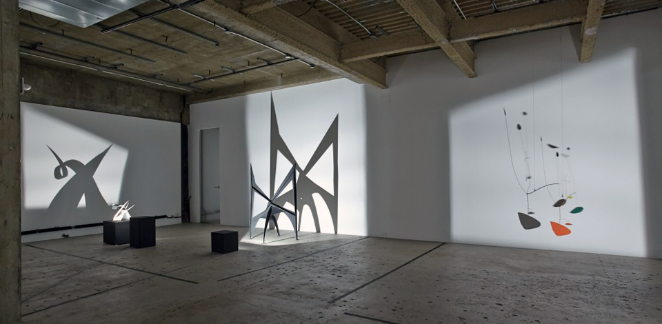 Calder Shadows - Exhibition review