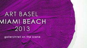 Art Basel Miami Beach 2013- galleryIntell