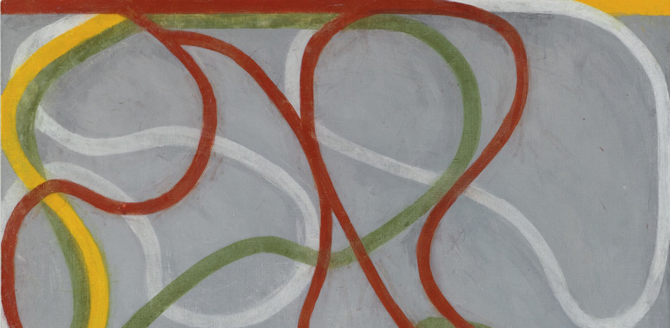 Brice Marden, The Attended