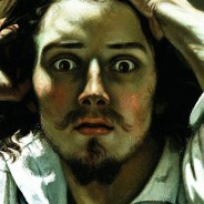 Gustave Courbet, The Desperate Man