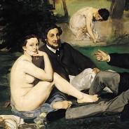 Édouard Manet - Le Déjeuner sur l'Herbe, 1863. Image © RMN -Grand Palais(Musée d'Orsay) / Hervé Lewandowski