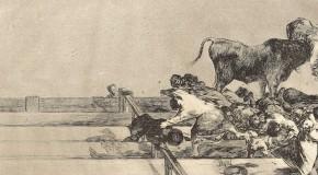 Goya, La Tauromaquia cover image