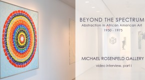 Michael Rosenfeld Gallery, Beyond the Spectrum, part I