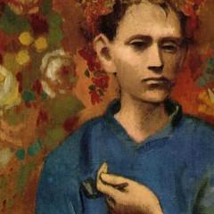 Pablo Picasso, Garcon a la Pipe, 1905
