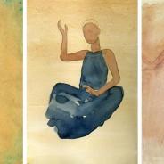 Auguste Rodin, Cambodian Dancers