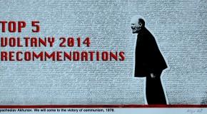 Volta recommendations 2014