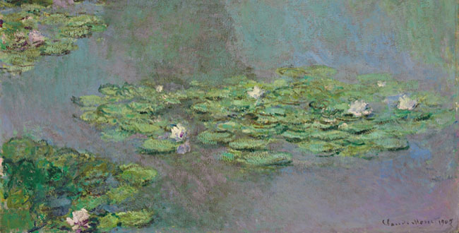 Le bassin aux nympheas water lilies by claude monet - Le bassin aux nympheas ...