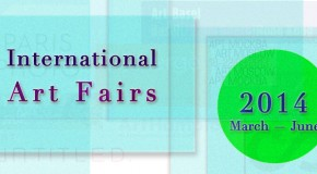 international art fairs 2014