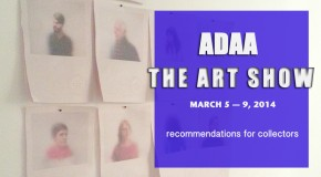 ADAA, The Art Show galleryIntell recommendations